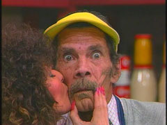Os beijos de Pamela